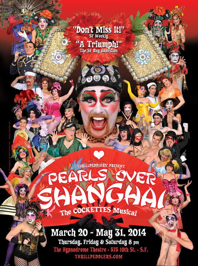 Thrillpeddlers' Pearls Over Shanghai 2014
