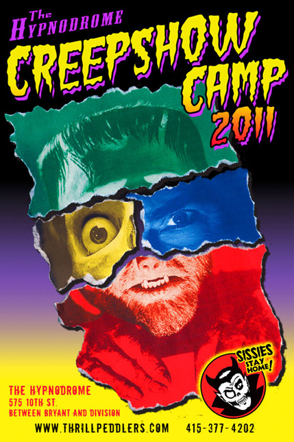 Creepshow Camp 2011