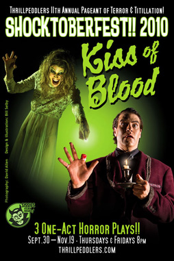 Shocktoberfest 2010: Kiss Of Blood