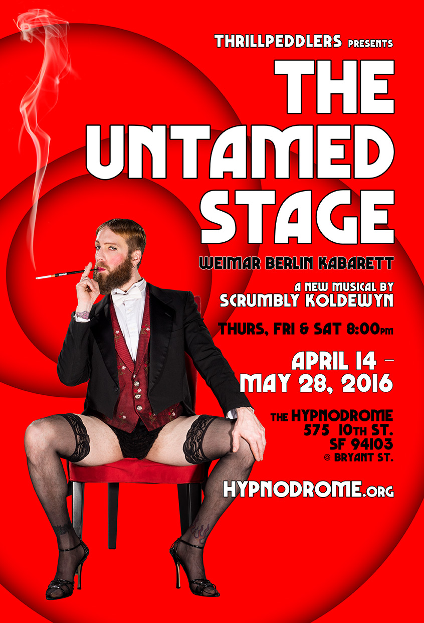 The Untamed Stage
